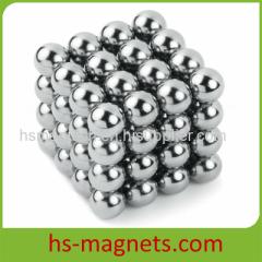 Permanent Neocube Zenballs Buckyballs Neodymium Magnet