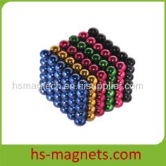 5MM Sphere Shape Neodymium Magnet Neocube Zenballs Buckyballs