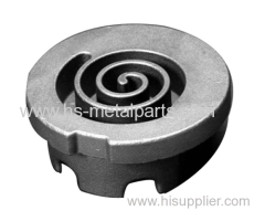 Carbon steel pump casting parts