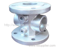Flowing bean stainless steel casting parts