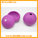 silicone colorful ice ball maker