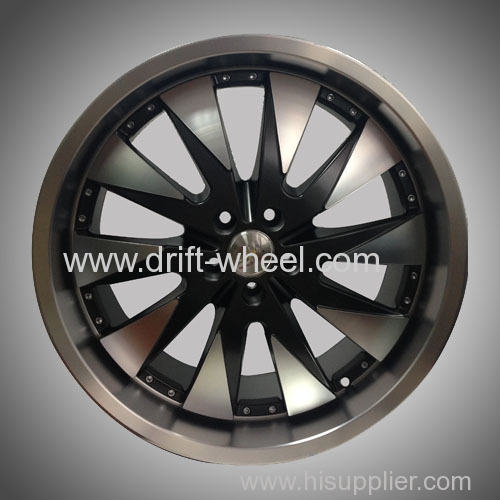 17 inch 19 inch custom alloy wheel fits various cars j10144 manufacturer from china ningbo drift. Black Bedroom Furniture Sets. Home Design Ideas