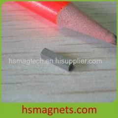 Small Block Samarium Cobalt Rare Earth Magnet