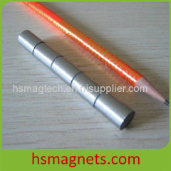 Cylinder Sintering SmCo Permanent Magnets