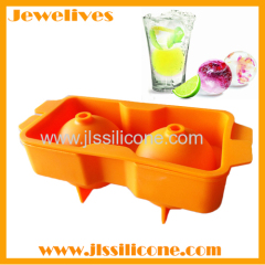 silicone whiskey ice ball mold china