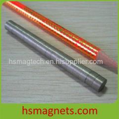 Disc Round Samarium and Cabalt Permanent Magnets