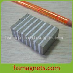 Strong Samarium Cobalt Block Rare Earth Magnets