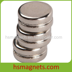 Sintered Aluminum-Nickel-Cobalt Disc Magnets