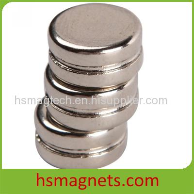 Sintered Aluminum-Nickel-Cobalt Disc Magnets