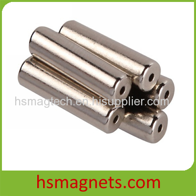High Quality AlNiCo Tube Magnet Wholesale