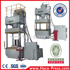 Steel Gas Tank Press 4 Column Hydraulic Press 1000T