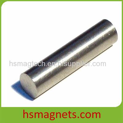Sintered AlNiCo Rod Bar Magnet