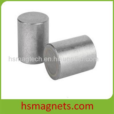 Sintered Cylinder Pot AlNiCo Magnets
