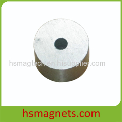 Sintered Aluminum-Nickel-Cobalt Ring Magnet