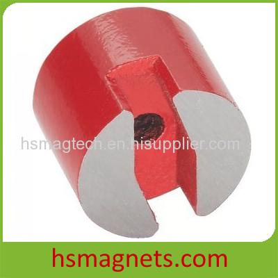 Custom Permanent Alnico Magnet