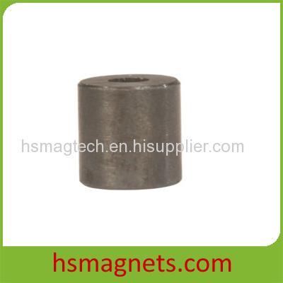 High maximum temperature Alnico Magnets