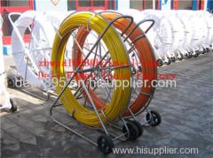 HPDE reel rodder Fiberglass mini coil AMAC Speed Rod