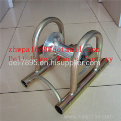 Hoop Roller Laying cables in ducts Triple roller