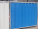 Site Solid Panel Hoarding