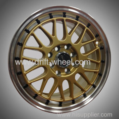 15 INCH 17 INCH ALLOY WHEEL CUSTOM WHEEL FITS VATIOURS CARS