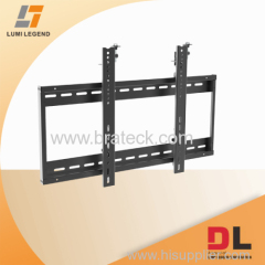 Fixed metal video wall mount