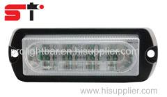 ECE R65 Certificated LED Warning Lighthead