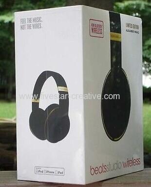 d4a4e23bf73 Beats by Dr.Dre Studio 2.0 Wireless Alexander Wang Limited Edition  Headphones
