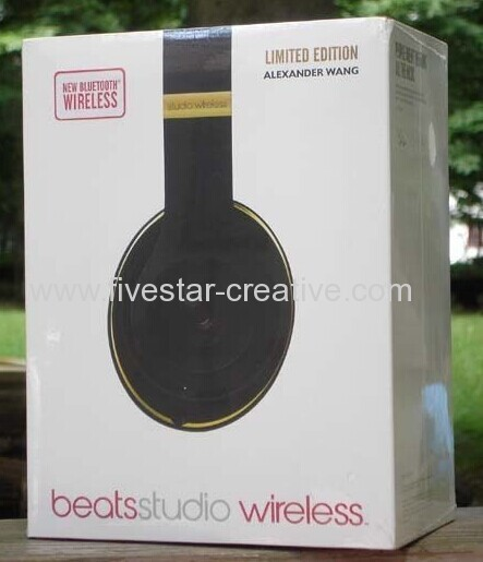 Beats by Dr.Dre Studio 2.0 Wireless Alexander Wang Limited Edition Headphones