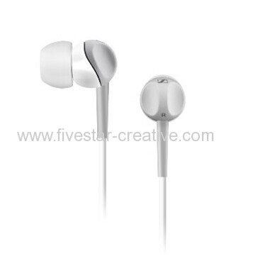 Sennheiser Earphones CX200 Street II White With Bass Driven Sound