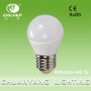 3w LED ceramic bulb constant current