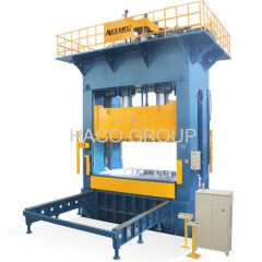 H-frame Hydraulic Presses 300 tons Die Spotting Press 300t Die Spotting Machine - Produce by MVD Group