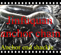 Anchor Chain End Shackle Offshore Mooring