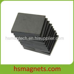 Square Block Strontium Ferrite Magnet