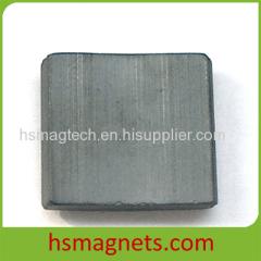 Anisotropic Permanent Ferrite Segment Motor Magnet