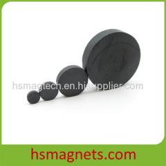 Disc Sintered Ferrite Permanent Ceramic Magnet