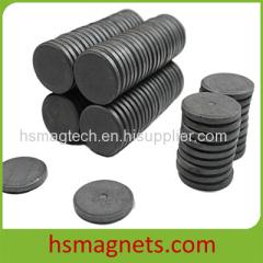 Y30bh Sintered Hard Ferrite Disc Magnet