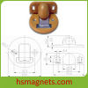 Neodymium Magnet Magnetic Door Catcher Assembly