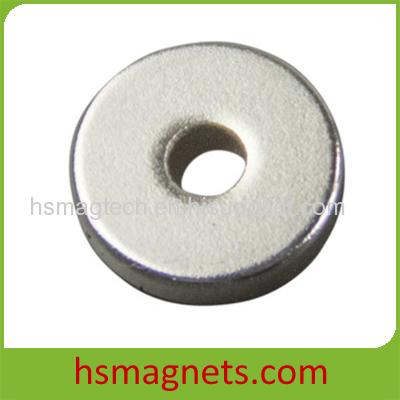 Countersunk Pot NdFeB Magnet