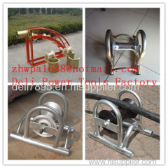 Cable Rollers Straight Line Cable Roller Tube Rollers