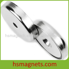 Eye Screw Sintered Permanent Neodymium Pot Magnet