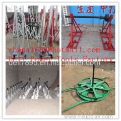 Roll On Drum Stands Hydraulic Reel Stands