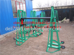 Hydraulic Lifting Jacks For Cable Drums Jack towers