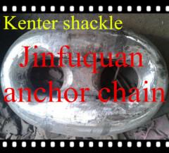 Marine Steel Kenter Shackle