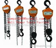 Manual Chain Block Heavy Duty Chain Block