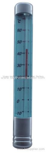 Round Capillary Thermometer