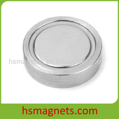 Sintered NdFeB Rare Earth Permanent Flat Holding Magnet