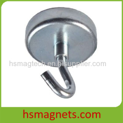 Promotion NdFeB Hook Pot Magnet