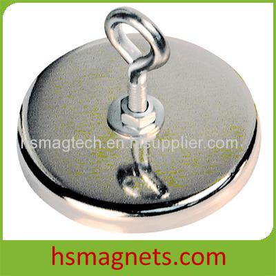 Powerful Neodymium Magnetic Hook/Pot Eyebolt Magnet