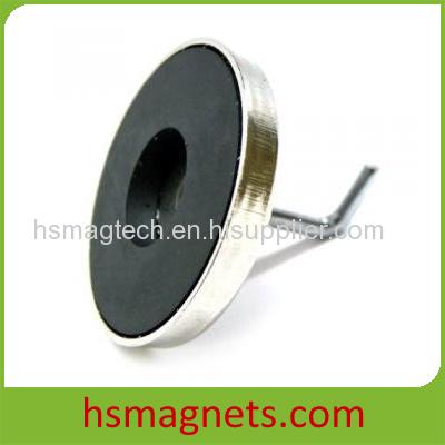 Ferrite Pot Magnets Magnetic Hook