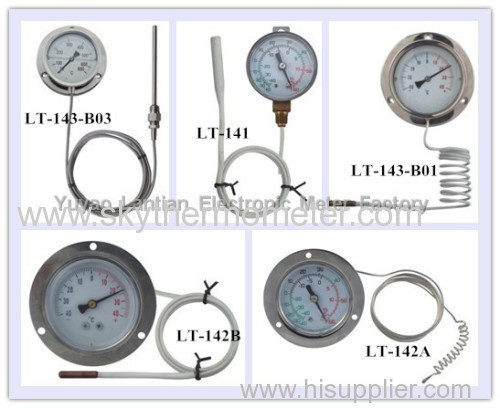 Full SS Bimetal Thermometer